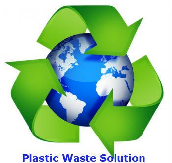 logo plastic waste solution